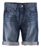 Short en denim