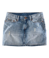 Jupe en denim
