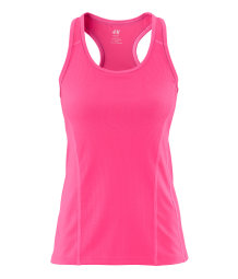 Sports top with inner bra