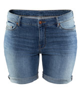 H&M+ Denim shorts
