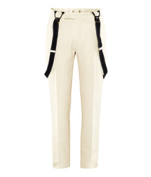 Grosgrain trousers