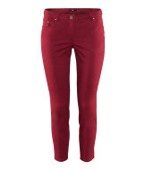 Ankle-length trousers