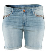 H&M+ Shorts in jeans