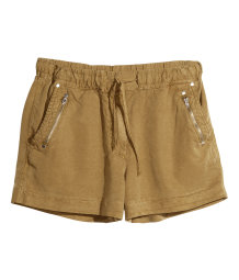 Shorts in Lyocell