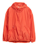 Chaqueta impermeable de nailon