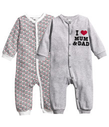 2-pack Pajamas