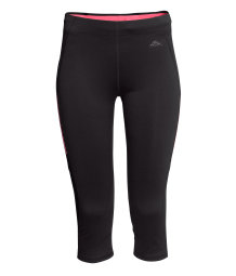 3/4-length Running Pants