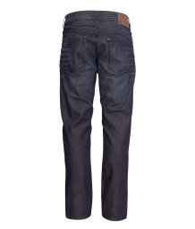 Boot Cut Low Jeans