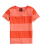 Block-striped T-shirt