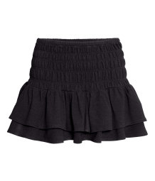 Short Ruffled Skirt