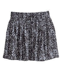 Short Puffball Skirt