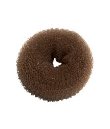 Mini hair donut