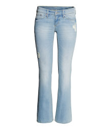 Jean Boot cut Low
