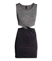 Two-piece Jersey Dress