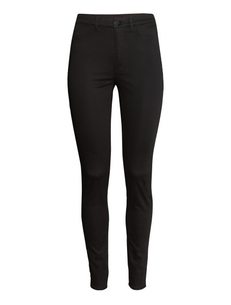 Superstretchbroek - High waist