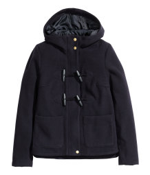 Duffel jacket