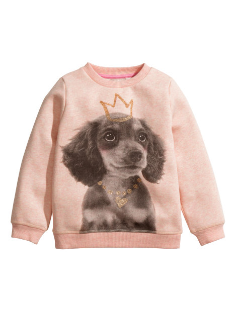Sweat avec impression