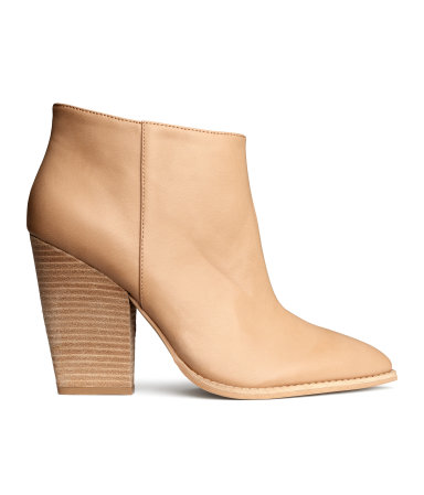Ankle Boots | Beige | Women | H&M US