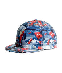 Cap with a print