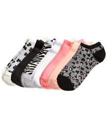 7-pack ankle socks