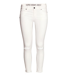 Ankle Jeans Super skinny fit