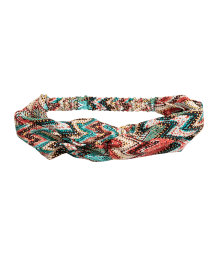 Patterned hairband