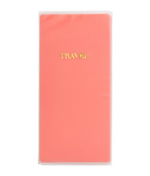 Travel document holder