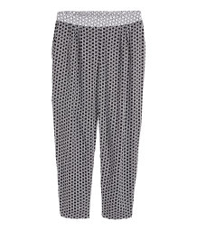 H&M+ Patterned trousers