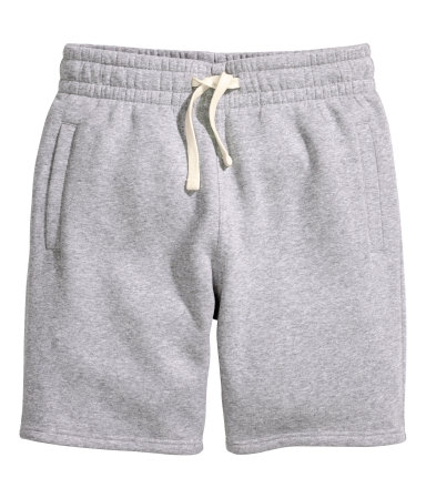 Sweatshorts | Gray | Men | H&M US