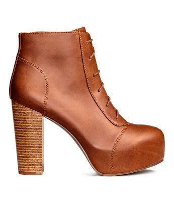 hm storleksguide skor dam