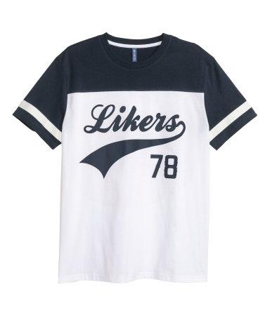 Likers Shirt Printed Design