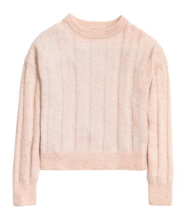 Pullover aus Wollmischung von H&M (49,99 €)