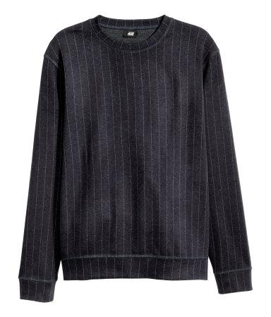 Wool-blend Sweatshirt