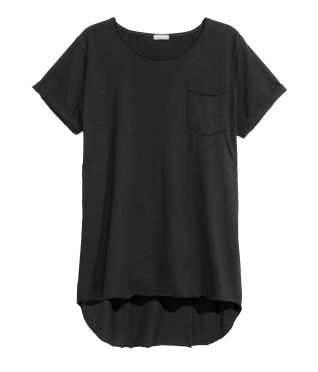 Basic T-shirt | Black | SALE | H&M US