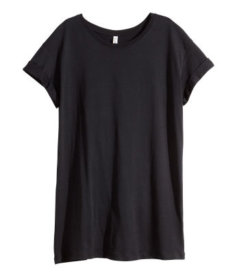 Short sleeved - tops - Women's Clothing - Shop online | H&M US