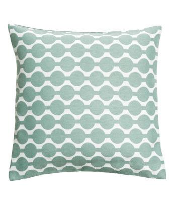 Jacquard Weave Cushion Cover