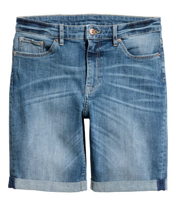Denim Shorts - SALE | H&M US