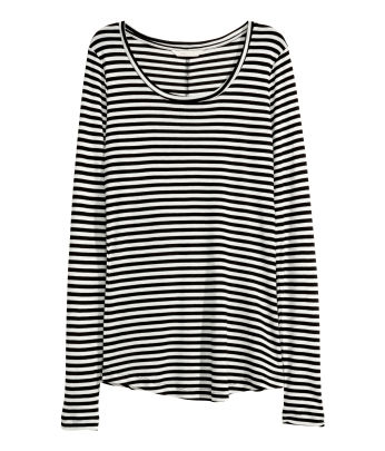 Long sleeved - tops - Women's Clothing - Shop online | H&M US