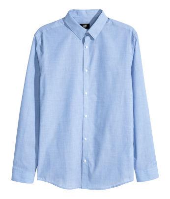 Easy-iron Shirt Slim fit