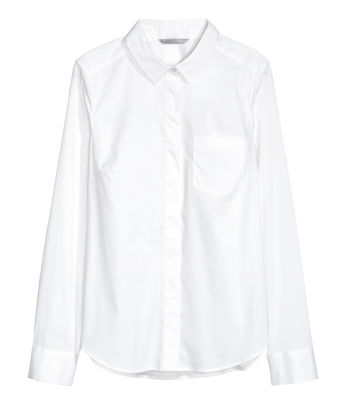 Shirts - shirts & blouses - Women's Clothing - Shop online | H&M US