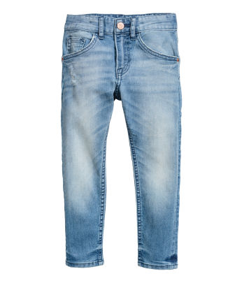 Relaxed Tapered-fit Jeans