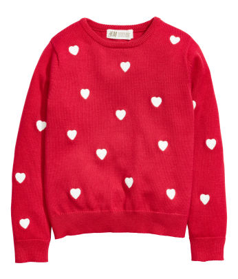 Top with Hearts
