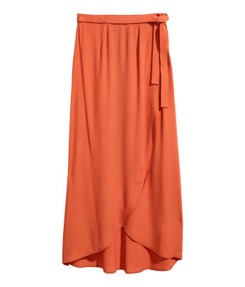 Long - skirts - Women's Clothing - Shop online | H&M US