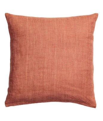 Textured-weave Cushion Cover