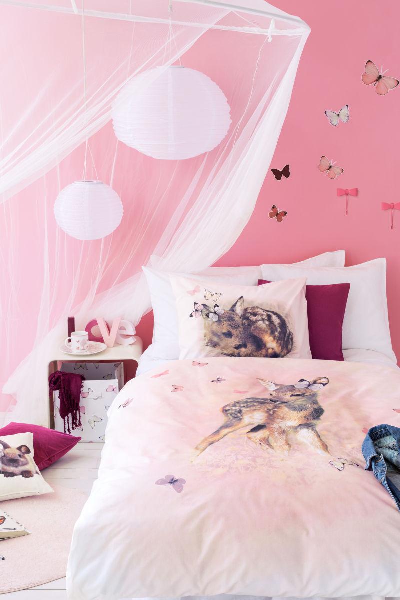 h m bettw sche reh my blog. Black Bedroom Furniture Sets. Home Design Ideas