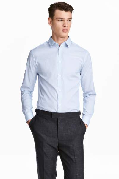 Stretch Shirt Slim fit