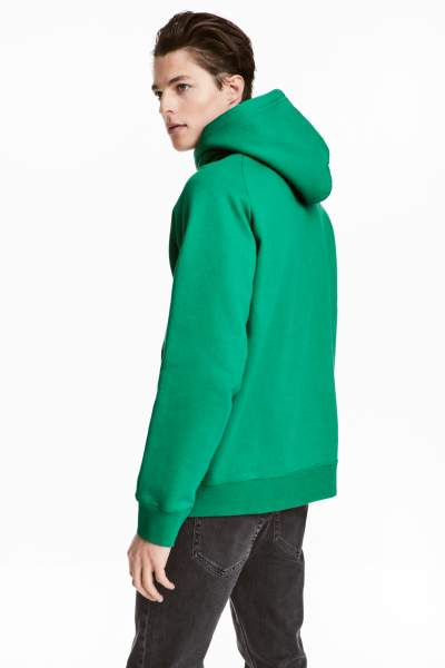 Hooded Sweatshirt Loose fit
