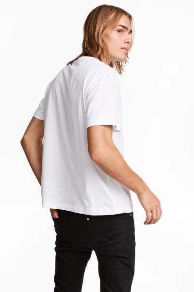 Crew-neck T-shirt Regular fit