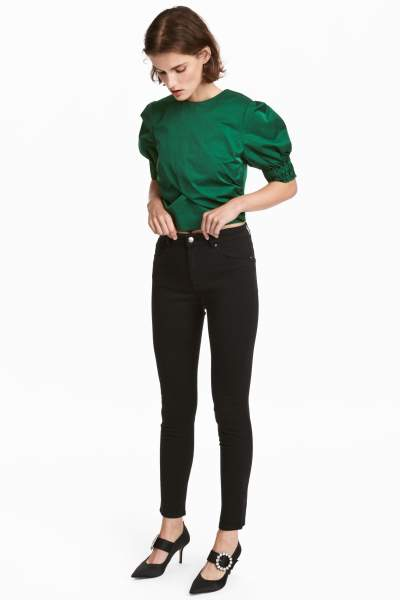 Petite fit Skinny Jeans