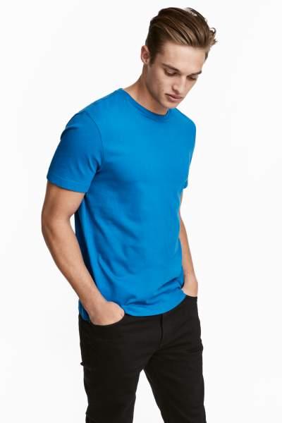 Crew-neck T-shirt Regular fit